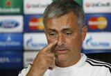 """J.Mourinho: """"Dėl pralaimėjimo kaltas esu aš"""" (+ 13 trenerių komentarai)"""