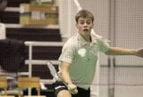 Lietuviai baigė savo pasirodymą tarptautiniame badmintono turnyre Lenkijoje