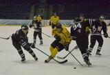 """Nepriekaištingą mačą sužaidusi """"Hockey Punks"""" užtikrintai triumfavo Vilniaus derbyje"""