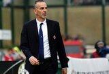 "Oficialu: ""Lazio"" klubui vadovaus S.Pioli"