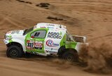 """""""Agrorodeo"""" testai prieš Dakarą – ir vairuotojui, ir automobiliui"""