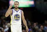 """S.Curry: """"Golfas buvo priežastis, kodėl """"Timberwolves"""" manęs nepasirinko naujokų biržoje"""""""