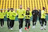 Lietuvos rinktinė sužinos varžovus Europos čempionato atrankoje, lietuviai – ketvirtame krepšelyje
