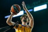 """Daugiau nei trečdalį komandos taškų pelnęs A.Švedas neišgelbėjo """"Chimki"""" finalo rungtynėse"""