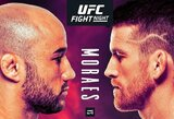 UFC: lietuviui pralaimėjęs brazilas sieks įveikti amerikietį