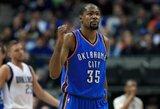 K.Durantas netikėtai gali persikelti į Bostoną