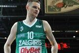 R.Seibutis įvertino Lietuvos rinktinės grupę ir žaidimą