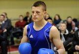 E.Stanionis nepateko į pasaulio bokso čempionato aštuntfinalį