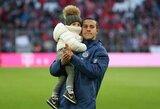 """T.Alcantara prašo sustabdyti """"Bundesliga"""" čempionatą: """"Yra svarbesnių prioritetų gyvenime už bet kokį sportą"""""""