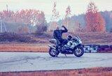 Stereotipus laužantis sprinteris vėl sės ant lemtingą avariją patyrusio motociklo