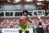 """""""Žalgiris"""" domisi 40 taškų FIBA Europos taurėje įmetusiu žaidėju"""