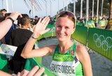 Daugiadienėse sportinio ėjimo varžybose Kinijoje dalyvavo Lietuvos olimpiečiai