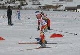 M.Kaznačenko pasaulio jaunimo biatlono čempionate – 24-a