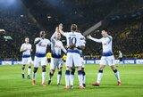 "Dortmunde laimėję ""Tottenham"" žengė į Čempionų lygos ketvirtfinalį"