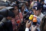 S.Vettelis tikina galėjęs laimėti