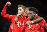 R.Lewandowskis pakartojo C.Ronaldo priklausiantį rekordą