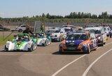 Finalinės Baltijos šalių žiedinių lenktynių kovos perkeltos į atnaujintą Rygos trasą