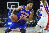 """D.Rose'as nori sugrįžti į """"Knicks"""""""