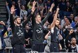 """Antrąją pergalę Europos taurėje iškovojęs """"Partizan"""" tapo """"Ryto"""" grupės lyderiu"""