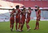 """Dar viena drama: """"Bayern"""" 86-ąją minutę išplėšė sunkią pergalę"""