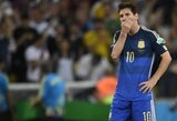 "D.Maradona: ""Nesąžininga, kad ""auksinis kamuolys"" atiteko L.Messi"""