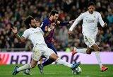 Prie pat baudos aikštelės L.Messi sustabdęs Marcelo šventė lyg būtų įmušęs įvartį