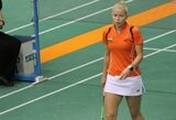 G.Voitechovskaja ir V.Fomkinaitė badmintono turnyre Egipte iškovojo trečią vietą