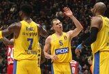 """Neįprasta praktika: """"Maccabi"""" Eurolygai ir Izraelio lygai rinks skirtingas komandas"""
