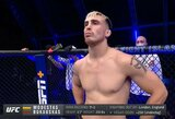 UFC medikų išvados: M.Bukauskas ilsėsis pusantro mėnesio, dviems kovotojams gresia pusės metų pertrauka