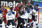 Euroturas sugrįžo: rusai sutriuškino suomius, čekai įveikė švedus
