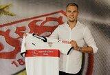 "Oficialu: H.Badstuberis karjerą tęs Vokietijoje, ""Sampdoria"" įsigijo du futbolininkus"