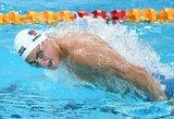 V.Morozovas Tokijuje pakartojo pasaulio plaukimo rekordą