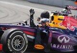 """S.Vettelis pratęsė sutartį su """"Red Bull"""""""