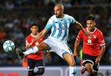 Atšaukiamas tik prieš pat koronaviruso pandemiją prasidėjęs Argentinos futbolo čempionatas