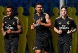 """J.Rodriguezas prisijungė prie """"Real"""" treniruočių stovyklos"""