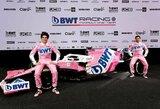 """""""Mercedes"""" turės dukterinę """"Formulės 1"""" komandą? T.Wolffas įsigijo """"Aston Martin"""" akcijų"""
