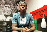 UFC prezidentas patvirtino: I.Adesanya su J.Blachowicz kovos dėl pussunkio svorio kategorijos čempiono titulo