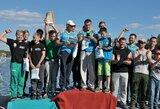 Ukrainos kanupolo čempionate lietuviai pasidabino sidabro medaliais