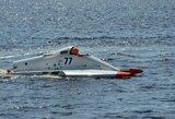 R.Kavaliauskas Europos motorlaivių čempionate – antras