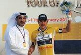 Paskutinį dviračių lenktynių Vokietijoje etapą A.Kruopis baigė 13-as