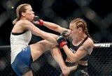 """""""UFC 251"""" turnyre čempionės diržą ginsianti V.Ševčenko sužinojo savo varžovę"""