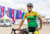 Du Lietuvos dviratininkai pateko į Tokijo olimpiadą!