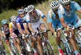 """Lietuvos dviratininkų pozicijos """"Eneco Tour"""" lenktynėse suprastėjo"""