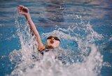 Baltijos šalių plaukimo čempionate triumfavo lietuviai