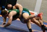 Europos imtynių čempionate E.Stankevičius tęs kovą dėl bronzos