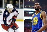 NBA ir NHL pinigų skirtumai: pirmą laisvų agentų dieną kontraktų sumos skyrėsi daugiau nei penkis kartus
