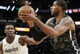 """""""Spurs"""" tęsia savo pergalingą seriją"""