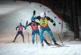 Lietuviai prastai pradėjo paskutinį pasaulio biatlono taurės etapą