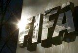 FIFA nusprendė atimti iš Peru teisę organizuoti U-17 pasaulio čempionatą
