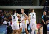 """J.Jocytė: """"Mano didžiausias tikslas – žaisti WNBA"""""""